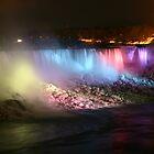 Niagara Falls by Adria Bryant