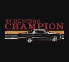 '67 Hunting Champ by wytrab8