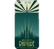 Bioshock 1: Poster iPhone Case/Skin