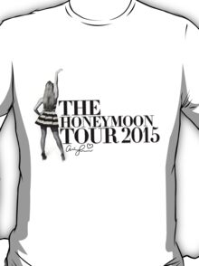 The Honeymoon Tour w/ Ariana (Shade White Only) T-Shirt