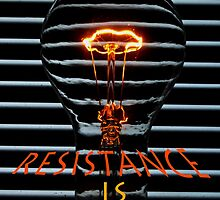 Resistance is Futile  by Rob Hawkins