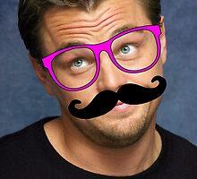 Leonardo di Caprio Hipster by Lingua94