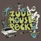 Zuul House Rock by wytrab8