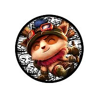 Teemo King of the trolls by phenommachine