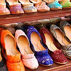 Slippers, Dubai Souks by PPDesigns