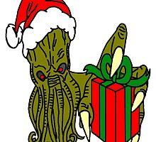 Christmas Cthulhu by imphavok
