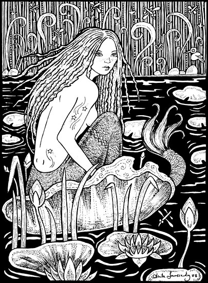 Selkie by Anita Inverarity