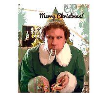 Elf Merry Christmas by cordug