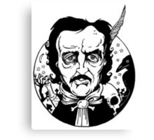 Poe Tee  Canvas Print