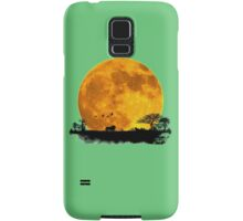 African Moonrise Samsung Galaxy Case/Skin