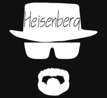 Heisenberg White  by xbluex
