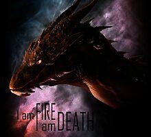 I am FIRE. I am DEATH. by SUIamena