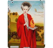 Song of the Goldfinch iPad Case/Skin