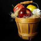 Fruit Basket by Maria Dryfhout