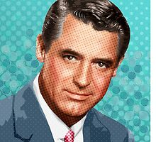 Cary Grant by Everett Day