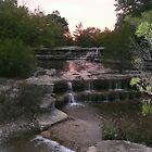 Waterfalls of the Western Sun by Mary Ann Battle