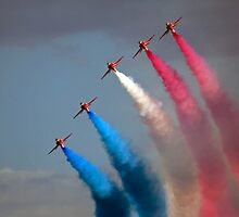The Red Arrows by Anna Ridley