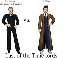 last of the time lords by LokiLaufeysen