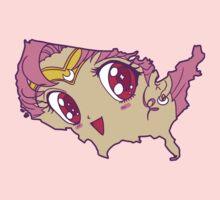 Chibi USA by Heaven7-Eleven