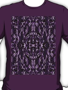 Floral Wrought Iron T-Shirt