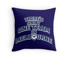 Melbourne Victory FC (North Terrace) Throw Pillow
