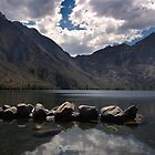 Convict Lake by Karina Kaiser