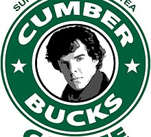 Cumberbucks Coffee - Better Than Moriar Tea by Everett Day