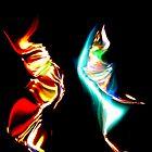 Dancing Shoe Blues by elaine M stevenson