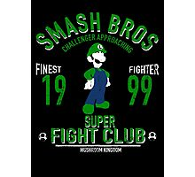 Mushroom Kingdom Fighter 2 Photographic Print