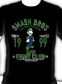 Mushroom Kingdom Fighter 2 T-Shirt