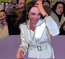 Mass sighting (Angelina) by Ken  Wentworth