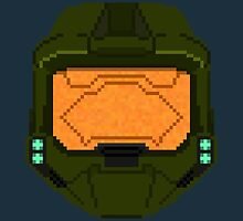 Legends of Gaming: Master Chief by CaptainDeadman