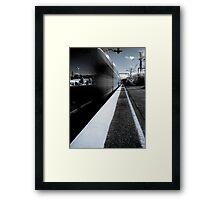 Vanished Framed Print