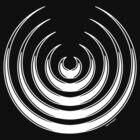Mandala 8 Simply White by sekodesigns