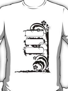 grunge sign T-Shirt