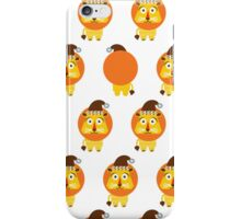 African Xmas - lion iPhone Case/Skin