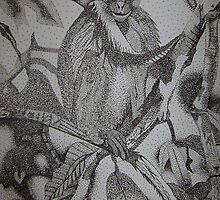 Monkeying Around by Ashley Hoffmann