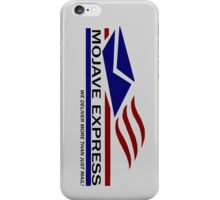 The Mojave Express iPhone Case/Skin