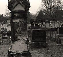 Gravestone by conquerorworm