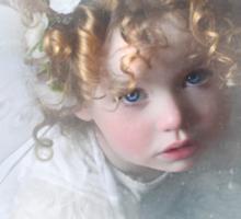 Frost Fairy Sticker