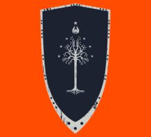 Lord Of The Rings - Gondor Shield Kids Clothes