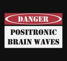 Positronic Brain Waves Kids Clothes