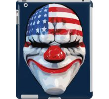Dallas - Payday 2 iPad Case/Skin