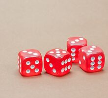 Red dice by franceslewis