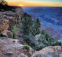 South Rim Sunset  by Matt Halls