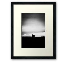 View Framed Print