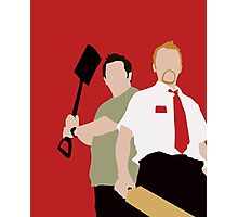 shaun of the dead Photographic Print