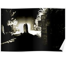 The Graveyard Poster