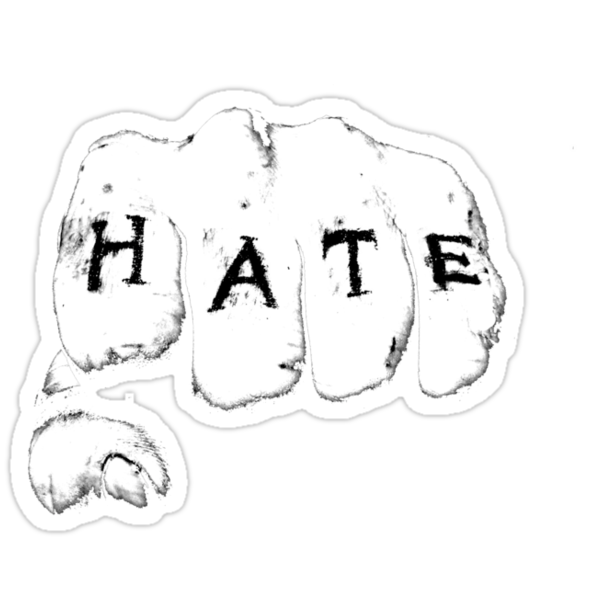 HATE by benjy