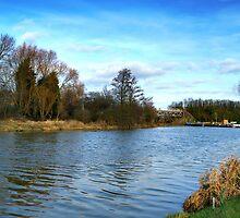 Warwickshive Avone - Down By The River by Joel Kempson